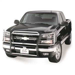 Westin - Westin 45-1170 Sportsman Grille Guard Chevrolet Silverado 'Classic' 1500LD 2003-2007 and Avalanche w/ out Cladding 2003-2006 - Image 2