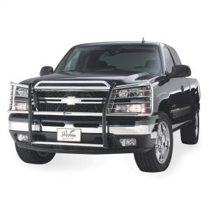 Westin - Westin 45-1170 Sportsman Grille Guard Chevrolet Silverado 'Classic' 1500LD 2003-2007 and Avalanche w/ out Cladding 2003-2006 - Image 3