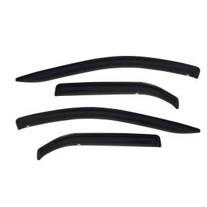 Westin - Westin 72-31486 Tape On Wind Deflector 4pc Chevrolet Cruze 2011-2015