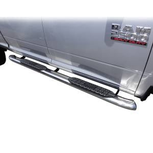 Westin - Westin 21-53560 PRO TRAXX 5 Oval Nerf Step Bars Dodge/Ram Dodge RAM 1500 Crew Cab 2009-2018 and 1500 Classic Crew Cab 2019-2020 and 2500/3500 Crew Cab 2010-2020 - Image 4