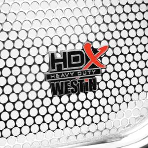 Westin - Westin 57-3830 HDX Grille Guard Ford F150 2015-2020- Stainless Steel - Image 5