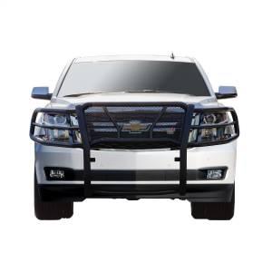 Westin - Westin 57-3805 HDX Grille Guard Chevrolet Suburban/Tahoe 2015-2020- Black - Image 4