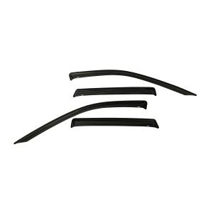 Westin - Westin 72-51490 Tape On Wind Deflector 4pc Jeep Gr and Cherokee 2011-2020 - Image 1