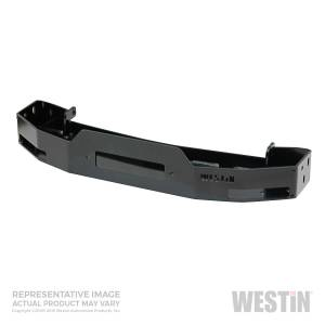 Mounting Kit - Winch Mount Plate - Westin - Westin 46-23885 MAX Winch Tray
