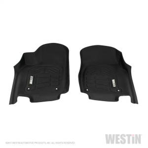 Westin - Westin 72-110094 Sure Fit Floor Liners Front Dodge/Jeep Durango 2013-2019 and Gr and Cherokee 2013-2019
