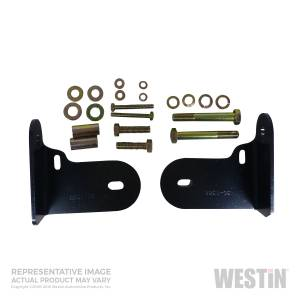 Westin - Westin 30-1375 Safari Bull Bar Mount Kit Saturn/Chevrolet/Pontiac Vue 2002-2007 and Equinox 2005-2009 and Torrent 2006-2009 - Image 1