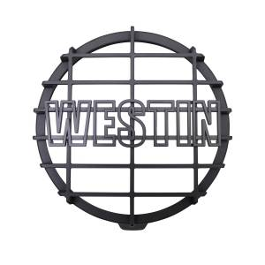 Fog/Driving Lights and Components - Fog/Driving Light Cover - Westin - Westin 09-0505C Off-Road Light Cover