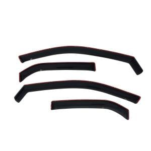 Westin - Westin 72-88423 In Channel Wind Deflector 4pc Toyota Camry 2012-2014 - Image 1