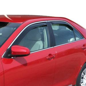 Westin - Westin 72-88423 In Channel Wind Deflector 4pc Toyota Camry 2012-2014 - Image 2