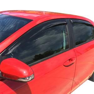 Westin - Westin 72-88448 Tape On Wind Deflector 4pc Toyota Corolla 2014-2019 - Image 2