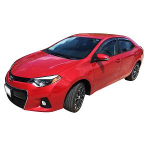 Westin - Westin 72-88448 Tape On Wind Deflector 4pc Toyota Corolla 2014-2019 - Image 3