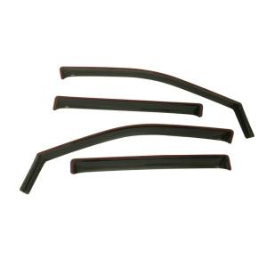 Westin - Westin 72-35405 In Channel Wind Deflector 4pc Dodge Charger 2011-2020