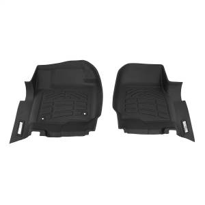 Westin - Westin 72-110084 Sure Fit Floor Liners Front Ford F-250/350/450/550 Super/Crew Cab 2017-2020