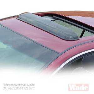 Westin - Westin 72-33110 Sunroof Wind Deflector