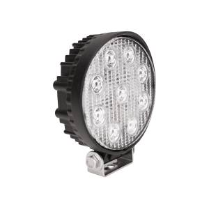 Westin - Westin 09-12006B Round LED Work Utility Light - Image 1