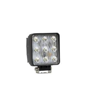 Westin - Westin 09-12211B Square LED Work Utility Light - Image 1