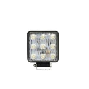 Westin - Westin 09-12211B Square LED Work Utility Light - Image 2