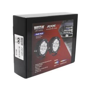 Westin - Westin 09-12007A-PR Axis LED Auxiliary Light - Image 2