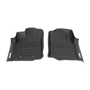Westin - Westin 72-110079 Sure Fit Floor Liners Front Toyota Tacoma Access/Double Cab 2016-2021