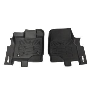 Westin - Westin 72-110069 Sure Fit Floor Liners Front Ford F-150 Reg/SuperCab/SuperCrew 2015-2020