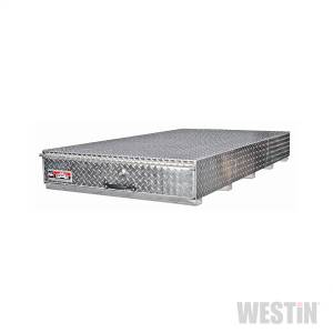 B Exterior Accessories - Tool Boxes - Westin - Brute 80-HBS340 Brute Bedsafe