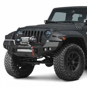 Jeep Bumpers - Road Armor - Jeep Wrangler JK 2007-2018