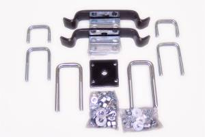Suspension Parts - Hellwig - Hellwig 25400 LP Mounting Hardware Kit