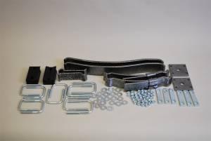 Suspension Parts - Hellwig - Hellwig 1908 Special Design Helper Spring Kit