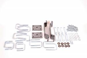 Suspension Parts - Miscellaneous Suspension Parts - Hellwig - Hellwig 25301 LP Mounting Hardware Kit