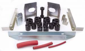 "Suspension Parts - Body Lift Kits - Daystar - Daystar PA5611 1"" Body Lift Toyota Tacoma 2016-2018"