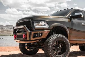 Truck Bumpers - Flog Industries - Dodge RAM 2500/3500 2010-2018