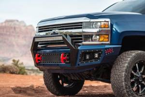 Truck Bumpers - Flog Industries - Chevy Silverado 2500HD/3500 2007-2010