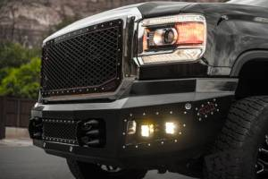 Truck Bumpers - Flog Industries - GMC Sierra 2500HD/3500 2007-2010