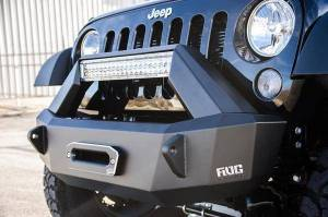 Truck Bumpers - Flog Industries - Jeep Wrangler JK 2007-2018