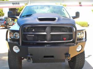 Truck Bumpers - Aluminess - Dodge RAM 2500/3500 2003-2005