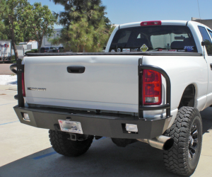 Truck Bumpers - Aluminess - Dodge RAM 2500/3500 1994-2002