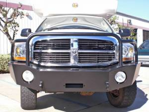 Truck Bumpers - Aluminess - Dodge RAM 2500/3500 2006-2009