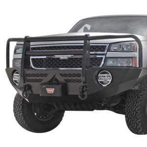 Truck Bumpers - Aluminess - Ford F250/F350 2005-2007