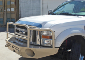 Truck Bumpers - Aluminess - Ford F250/F350 2008-2010