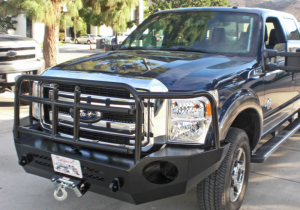 Truck Bumpers - Aluminess - Ford F250/F350 2011-2016