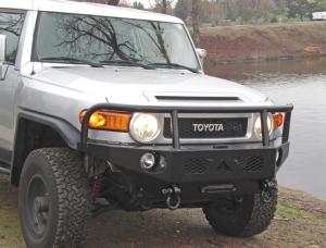 Truck Bumpers - Aluminess - Toyota FJ Cruiser