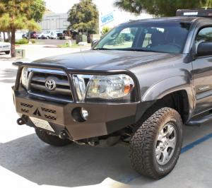 Truck Bumpers - Aluminess - Toyota Tacoma