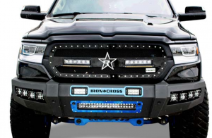 Truck Bumpers - Iron Cross - Hardline Series