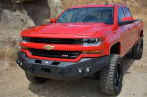 Truck Bumpers - DV8 Offroad - Chevy Silverado 1500