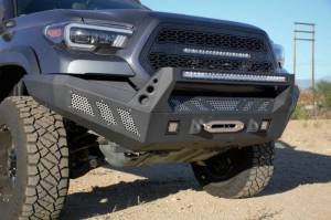 Truck Bumpers - DV8 Offroad - Toyota Tacoma