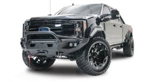 Truck Bumpers - Fab Fours Matrix - Ford