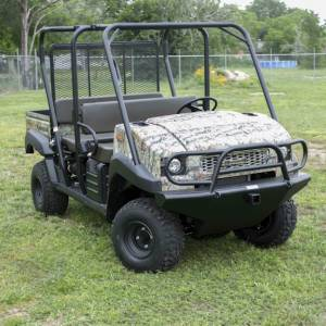 UTV Bumpers - Shop UTV Bumpers - Tough Country - Tough Country MULE FR UTV Front Bumper Bumper Bumper Kawasaki Mule 4010 2006-2017