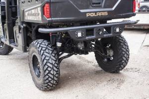 UTV Bumpers - Shop UTV Bumpers - Tough Country - Tough Country RANGER BB900 UTV Deluxe Rear Rear Bumper Polaris Ranger 900/1000 2011-2018