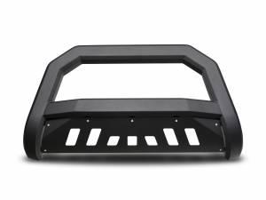 B Exterior Accessories - Armordillo - Armordillo 7169951 AR Series Bull Bar Matte Black Dodge  Ram 1500 2002-2005 Excl. GTX/Hemi Sport/Rumble Bee/Daytona Trim
