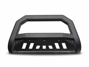 B Exterior Accessories - Bull Bars - Armordillo - Armordillo 7170117 AR Series Bull Bar Matte Black Nissan Titan 2004-2015